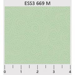 Ткань лоскутная Peppy BEAR ESSENTIALS 3 серо-зеленая 50х55см