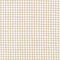 Ткань лоскутная Peppy CAROLINA GINGHAM бежевая 50х55см