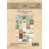 Набор карточек EcoPaper БАБУШКИН САД