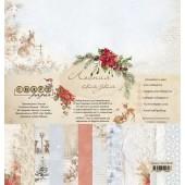Набор бумаги для скрапбукинга CraftPaper ЛЕСНАЯ СКАЗКА 30х30см
