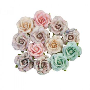 Набор цветов Prima Marketing SUGAR COOKIE коллекция Sugar Cookie Christmas