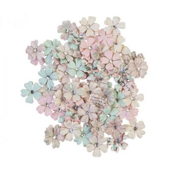 Набор цветов Prima Marketing WHITE CHRISTMAS коллекция Sugar Cookie Christmas