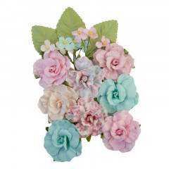 Набор цветов Prima Marketing ALL HEART коллекция With Love