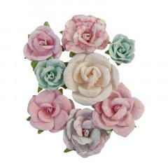 Набор цветов Prima Marketing ALL MY HEART коллекция With Love