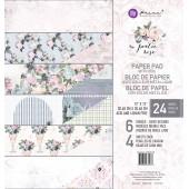 Набор бумаги для скрапбукинга Prima Marketing POETIC ROSE 30х30см
