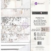 Набор бумаги для скрапбукинга Prima Marketing PRETTY PALE 30х30см