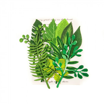 Набор листьев Prima Marketing EVERGREEN