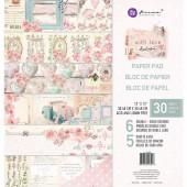 Набор бумаги для скрапбукинга Prima Marketing WITH LOVE 30х30см
