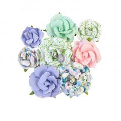 Набор цветов Prima Marketing ROSE GOUACHE коллекция Watercolor Floral
