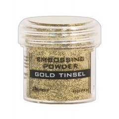 Пудра для эмбоссинга Ranger GOLD TINSEL золотая