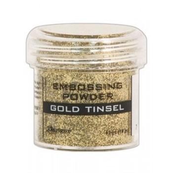 Пудра для эмбоссинга Ranger GOLD TINSEL золотая