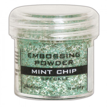 Пудра для эмбоссинга Ranger MINT CHIP SPECKLE