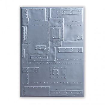 Папка для тиснения Sizzix 3D TEXTURE FADES FOUNDRY