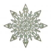 Нож для вырубки Sizzix FLURRY #1 снежинка