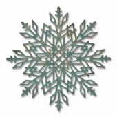 Нож для вырубки Sizzix FLURRY #2 снежинка