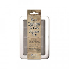 Коробка для хранения чернильных подушечек Ranger MINI DISTRESS STORAGE TIN