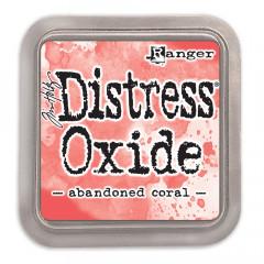 Чернильная подушечка Ranger DISTRESS OXIDE PAD ABANDONED CORAL