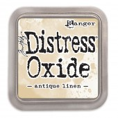 Чернильная подушечка Ranger DISTRESS OXIDE PAD ANTIQUE LINEN