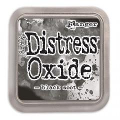 Чернильная подушечка Ranger DISTRESS OXIDE PAD BLACK SOOT