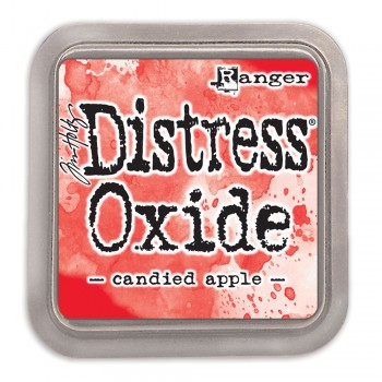 Чернильная подушечка Ranger DISTRESS OXIDE PAD CANDIED APPLE
