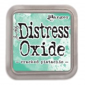 Чернильная подушечка Ranger DISTRESS OXIDE PAD CRACKED PISTACHIO