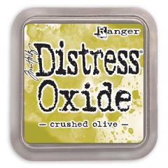 Чернильная подушечка Ranger DISTRESS OXIDE PAD CRUSHED OLIVE