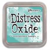 Чернильная подушечка Ranger DISTRESS OXIDE PAD EVERGREEN BOUGH