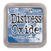 Чернильная подушечка Ranger DISTRESS OXIDE PAD FADED JEANS