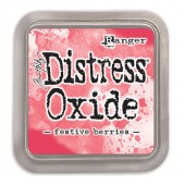 Чернильная подушечка Ranger DISTRESS OXIDE PAD FESTIVE BERRIES