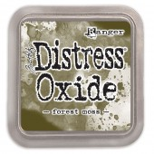 Чернильная подушечка Ranger DISTRESS OXIDE PAD FOREST MOSS