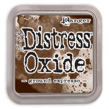 Чернильная подушечка Ranger DISTRESS OXIDE PAD GROUND ESPRESSO
