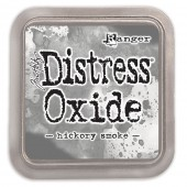 Чернильная подушечка Ranger DISTRESS OXIDE PAD HICKORY SMOKE