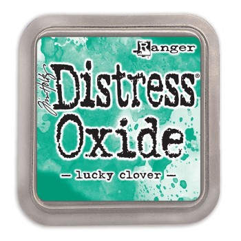 Чернильная подушечка Ranger DISTRESS OXIDE PAD LUCKY CLOVER
