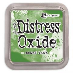 Чернильная подушечка Ranger DISTRESS OXIDE PAD MOWED LAWN