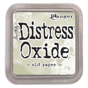 Чернильная подушечка Ranger DISTRESS OXIDE PAD OLD PAPER