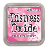 Чернильная подушечка Ranger DISTRESS OXIDE PAD PICKED RASPBERRY