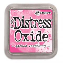 Чернильная подушечка Ranger DISTRESS OXIDE PAD PICKED RASPBERRY