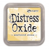 Чернильная подушечка Ranger DISTRESS OXIDE PAD SCATTERED STRAW