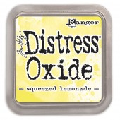 Чернильная подушечка Ranger DISTRESS OXIDE PAD SQUEEZED LEMONADE