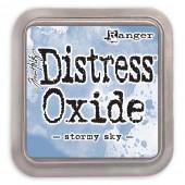 Чернильная подушечка Ranger DISTRESS OXIDE PAD STORMY SKY
