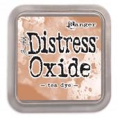 Чернильная подушечка Ranger DISTRESS OXIDE PAD TEA DYE