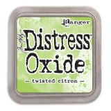 Чернильная подушечка Ranger DISTRESS OXIDE PAD TWISTED CITRON