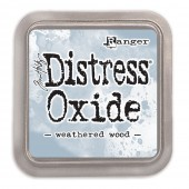 Чернильная подушечка Ranger DISTRESS OXIDE PAD WEATHERED WOOD