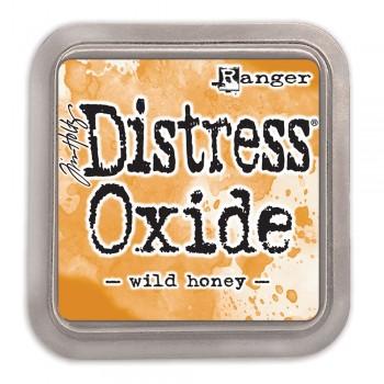 Чернильная подушечка Ranger DISTRESS OXIDE PAD WILD HONEY