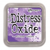 Чернильная подушечка Ranger DISTRESS OXIDE PAD WILTED VIOLET