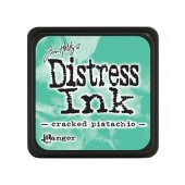 Чернильная подушечка Ranger MINI DISTRESS PAD CRACKED PISTACHIO