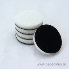 Набор сменных подушечек для аппликатора Ranger MINI ROUND INK BLENDING TOOL 5 штук