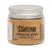 Пудра для эмбоссинга Ranger DISTRESS EMBOSSING GLAZE ANTIQUE LINEN