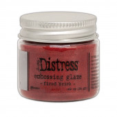 Пудра для эмбоссинга Ranger DISTRESS EMBOSSING GLAZE FIRED BRICK