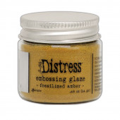 Пудра для эмбоссинга Ranger DISTRESS EMBOSSING GLAZE FOSSILIZED AMBER